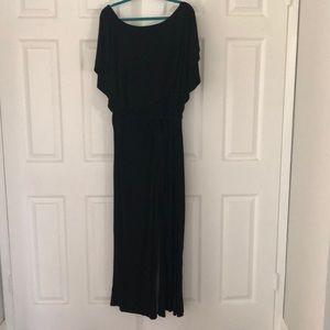 Black elegant jumpsuit